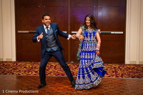 Reception in Houston, TX Indian Wedding by 1 Cinema Productions