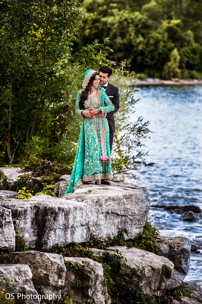 Portraits in Toronto, Canada Muslim Wedding by OS Photography