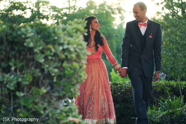 Portraits in Concord, CA Indian Wedding by JSK Photography