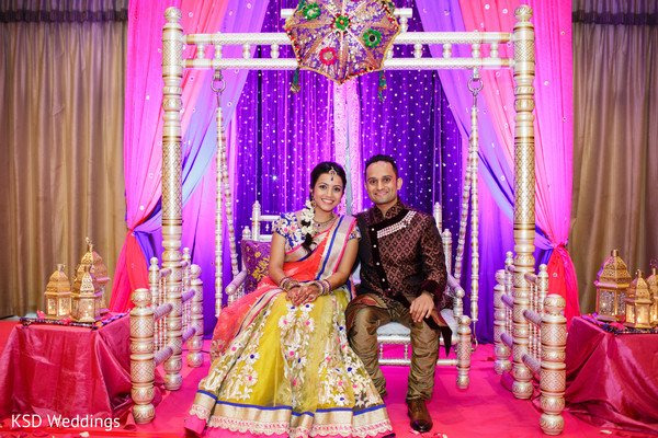 Pre-Wedding Portrait in Pearl River, NY Indian Wedding by KSD Weddings