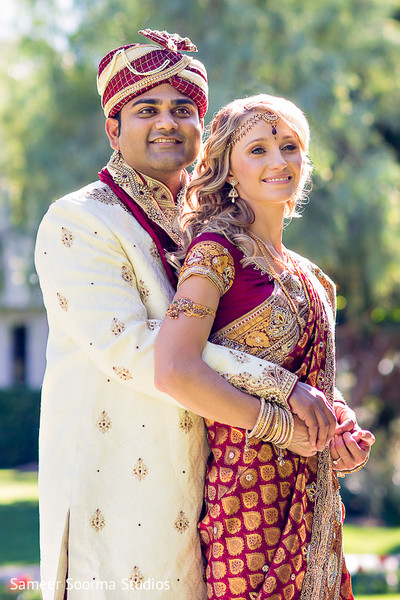 indian wedding portraits