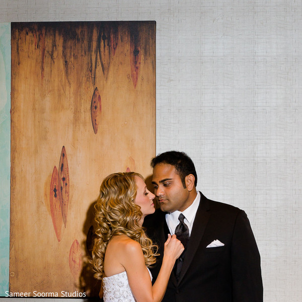 Portraits in Phoenix, AZ Indian Fusion Wedding by Sameer Soorma Studios