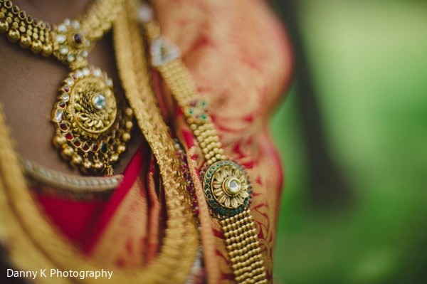 Getting Ready in Oahu, Hawaii Destination South Indian Wedding by Danny K Photography