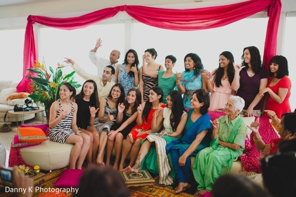 Mehndi Party! in Oahu, Hawaii Destination South Indian Wedding by Danny K Photography
