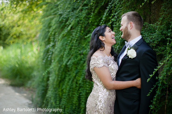 Portraits in Hamilton, NJ Indian Fusion Wedding by Ashley Bartoletti Photography