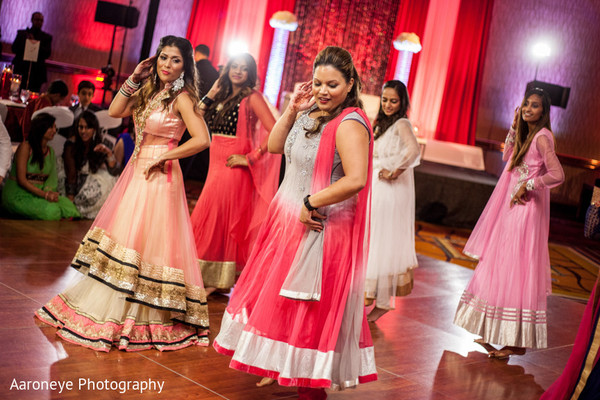 Reception in San Diego, CA Indian Wedding by Aaroneye Photography