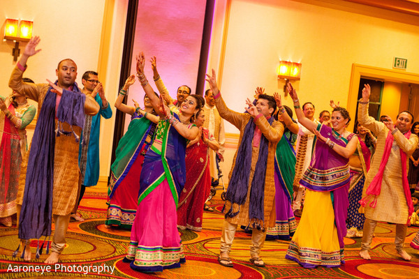 Sangeet in San Diego, CA Indian Wedding by Aaroneye Photography
