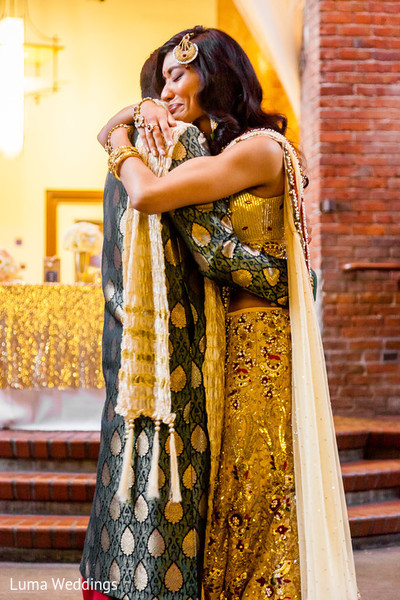 Photo in Seattle, WA Indian Fusion Wedding by Luma Weddings