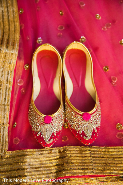 Shoes in Atlanta, GA Indian Wedding by This Modern Love Photography