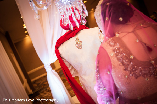 Ceremony in Atlanta, GA Indian Wedding by This Modern Love Photography