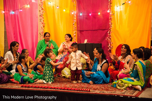 Pre-Wedding Celebration in Atlanta, GA Indian Wedding by This Modern Love Photography