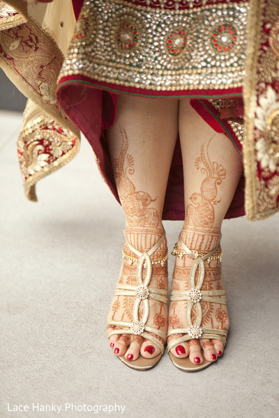 Mehndi in Bloomington, MN Indian Wedding by Lace Hanky Photography