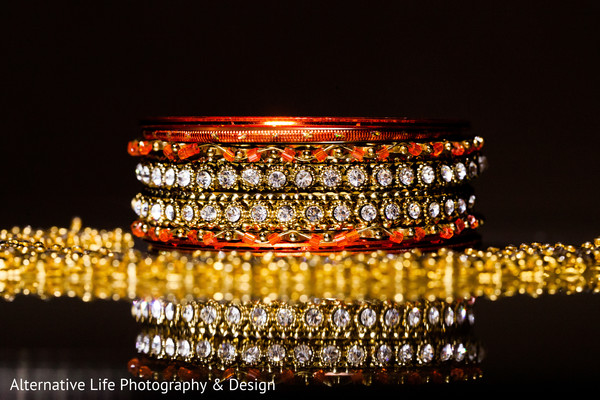 Bridal Jewelry in Atlanta, GA South Indian Wedding by Alternative Life Photography & Design