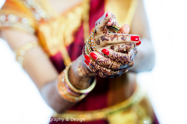 Getting Ready in Atlanta, GA South Indian Wedding by Alternative Life Photography & Design