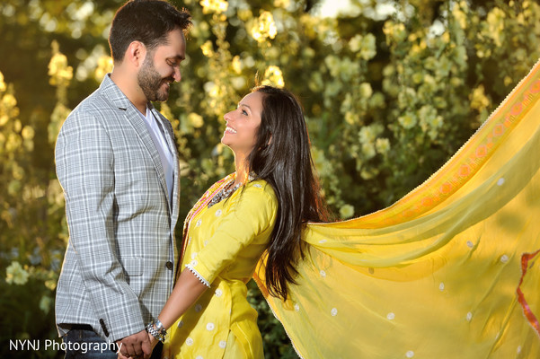 Pre-Wedding Portrait in Burlington, NJ Sikh Wedding by NYNJ Photography