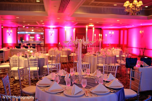 Floral & Decor in Burlington, NJ Sikh Wedding by NYNJ Photography
