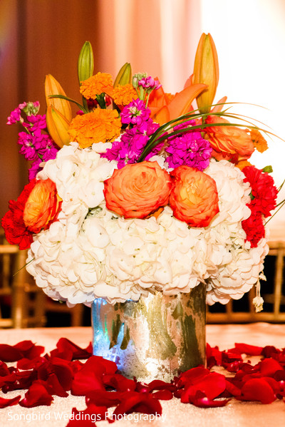 Reception in Bastrop, TX Indian Fusion Wedding by Songbird Weddings Photography