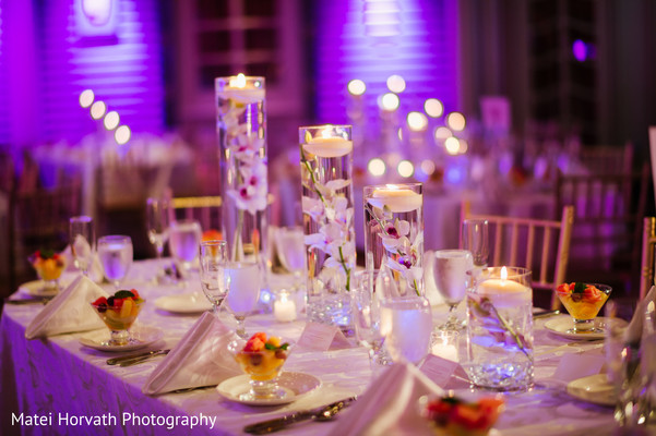 Floral & Decor in Boston, MA Sikh Wedding by Matei Horvath Photography