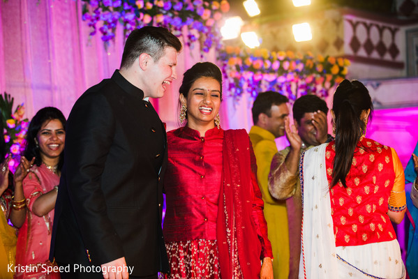 Pre-Wedding Traditions in Jaipur Destination Indian Fusion Wedding by Kristin Speed Photography
