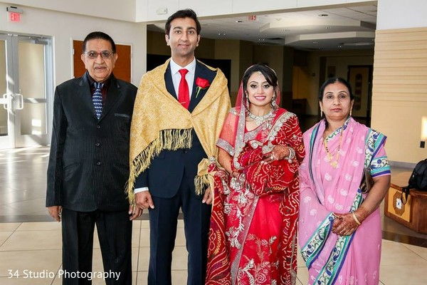 Ceremony in Plano, TX South Asian Wedding by 34 Studio Photography