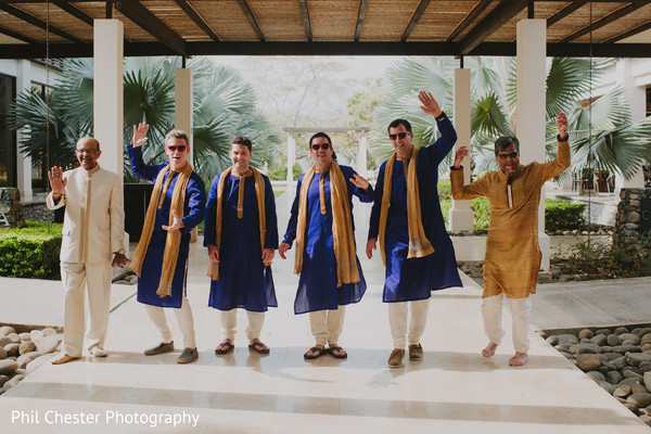 Portraits in Costa Rica Destination Indian Wedding by Phil Chester Photography
