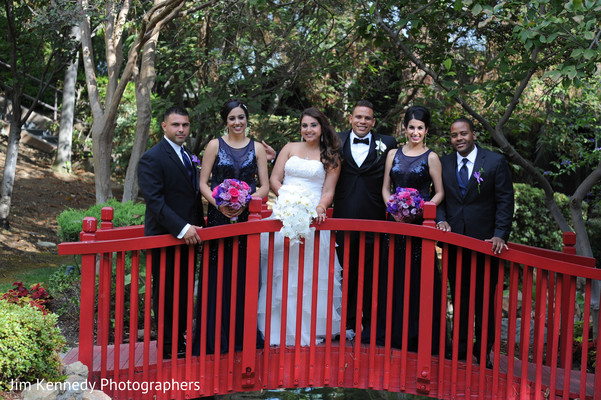 Portraits in Pasadena, CA Sikh-Catholic Fusion Wedding by Jim Kennedy Photographers