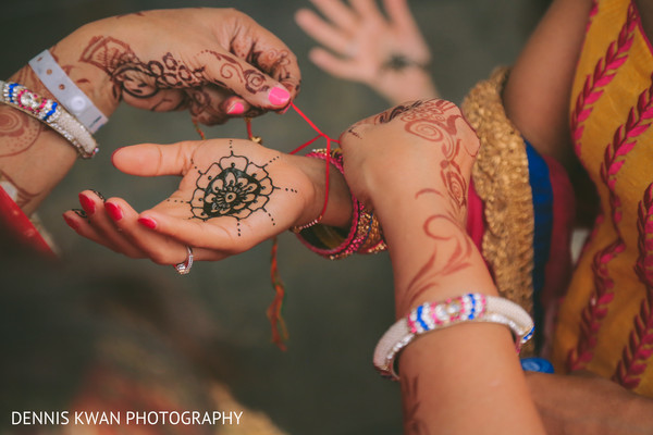 Pre-wedding celebrations in Mexico Destination Indian Fusion Wedding by Dennis Kwan Photography