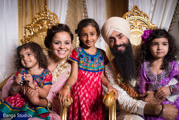 Pre-Wedding Celebration in Ontario, Canada Sikh Wedding by Banga Studios