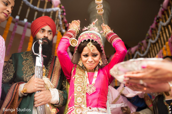 Post-Wedding Tradition in Ontario, Canada Sikh Wedding by Banga Studios