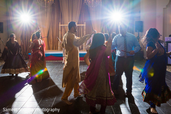 Pre-Wedding Celebration in Scottsdale, AZ Indian Wedding by Sameer Soorma Studios