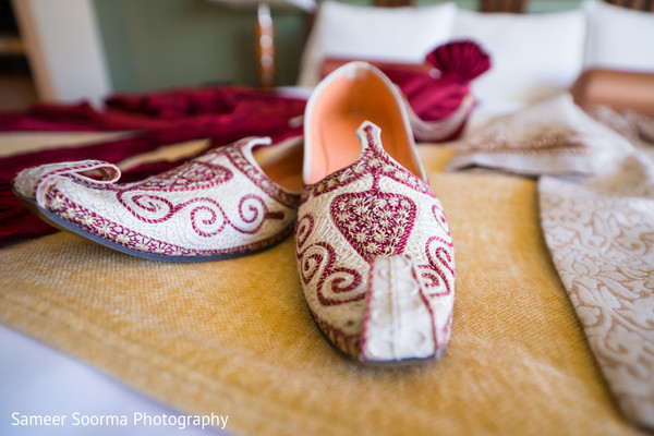 Groom Getting Ready in Scottsdale, AZ Indian Wedding by Sameer Soorma Studios