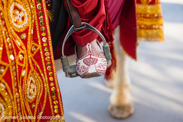 Baraat in Scottsdale, AZ Indian Wedding by Sameer Soorma Studios