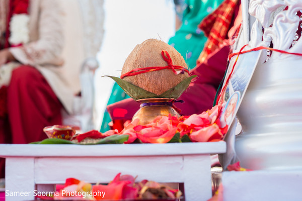 Ceremony in Scottsdale, AZ Indian Wedding by Sameer Soorma Studios