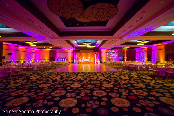 Floral & Decor in Scottsdale, AZ Indian Wedding by Sameer Soorma Studios