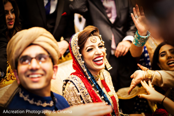Wedding Reception in Long Beach, CA Pakistani Wedding by AAcreation Photography & Cinema
