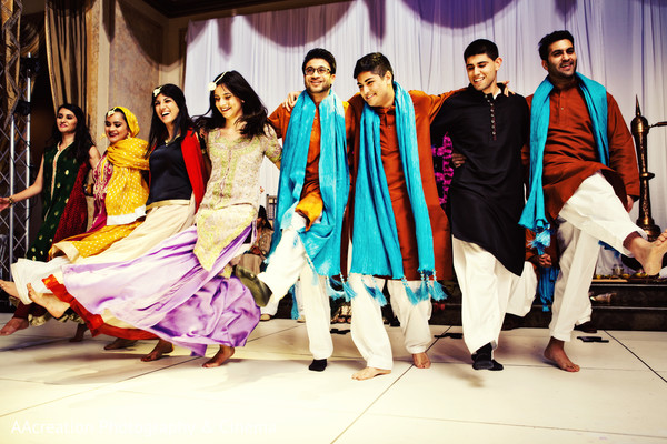 Mehndi Party! in Long Beach, CA Pakistani Wedding by AAcreation Photography & Cinema
