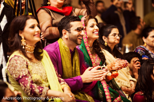 Mehndi Party in Long Beach, CA Pakistani Wedding by AAcreation Photography & Cinema