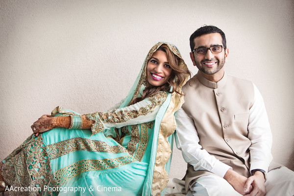 Portraits in Long Beach, CA Pakistani Wedding by AAcreation Photography & Cinema