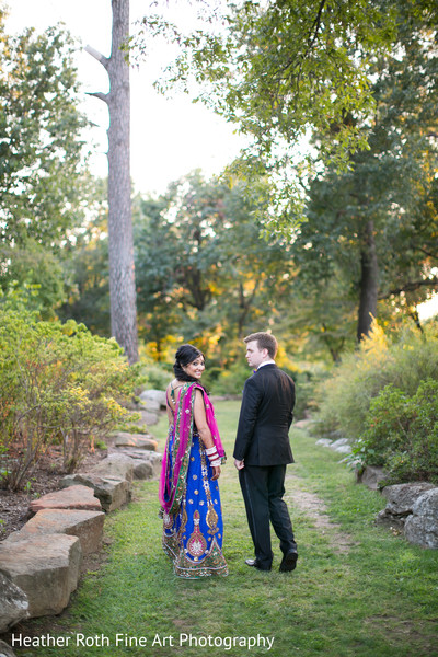 Portraits in Tulsa, OK Hindu-Christian Fusion Wedding by Heather Roth Fine Art Photography