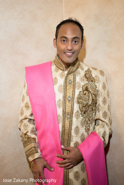Getting Ready in Anaheim, CA Indian Wedding by Jose Zakany Photography