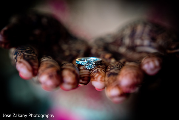 Bridal Jewelry in Anaheim, CA Indian Wedding by Jose Zakany Photography