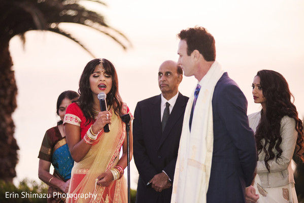 indian wedding ceremony,marriage ceremony,indian fusion wedding,indian fusion wedding ceremony,non-denominational ceremony,outdoor indian wedding