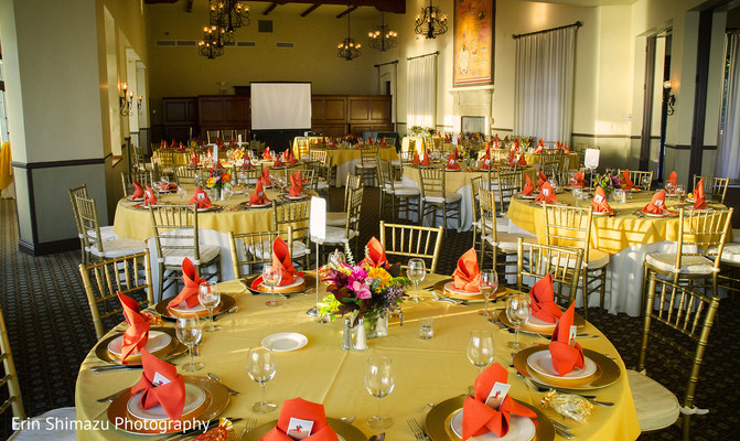 Floral & Decor in Pacific Palisades, CA Indian Fusion Wedding by Erin Shimazu Photography