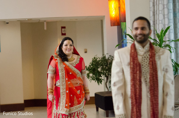 Portraits in Farmingdale, NY Indian Wedding by Funico Studios
