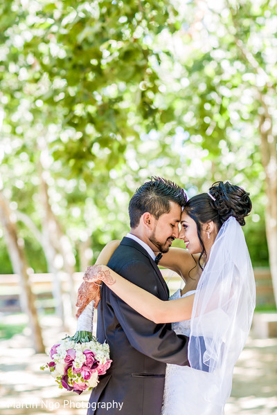 Portraits in Bellflower, CA Christian-Pakistani Wedding by Martin Ngo Photography