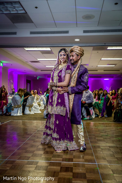 Reception in Bellflower, CA Christian-Pakistani Wedding by Martin Ngo Photography