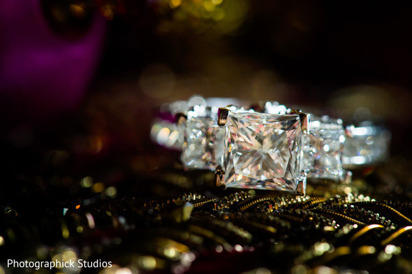 Bridal Jewelry in Tysons Corner, VA Indian Wedding by Photographick Studios