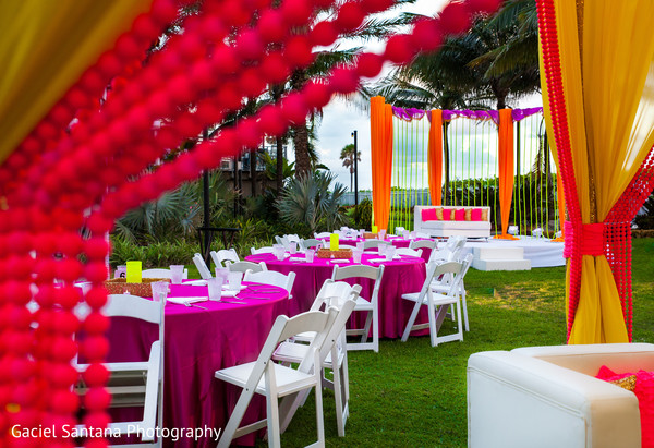 Pre-Wedding Celebration in Fabulous Floral & Decor by Suhaag Garden!