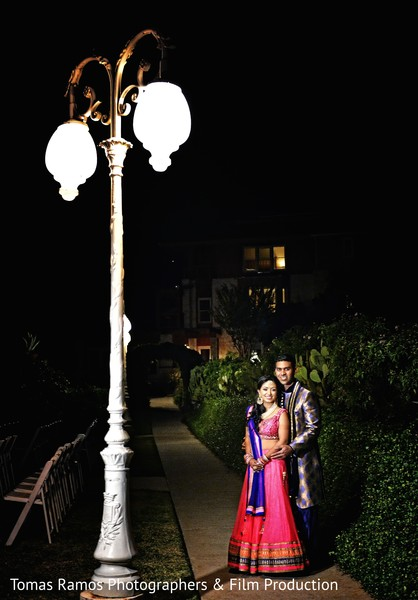 Pre-Wedding Portrait in Austin, TX Indian Wedding by Tomas Ramos Photographers