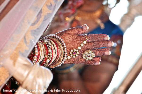 Ceremony in Austin, TX Indian Wedding by Tomas Ramos Photographers